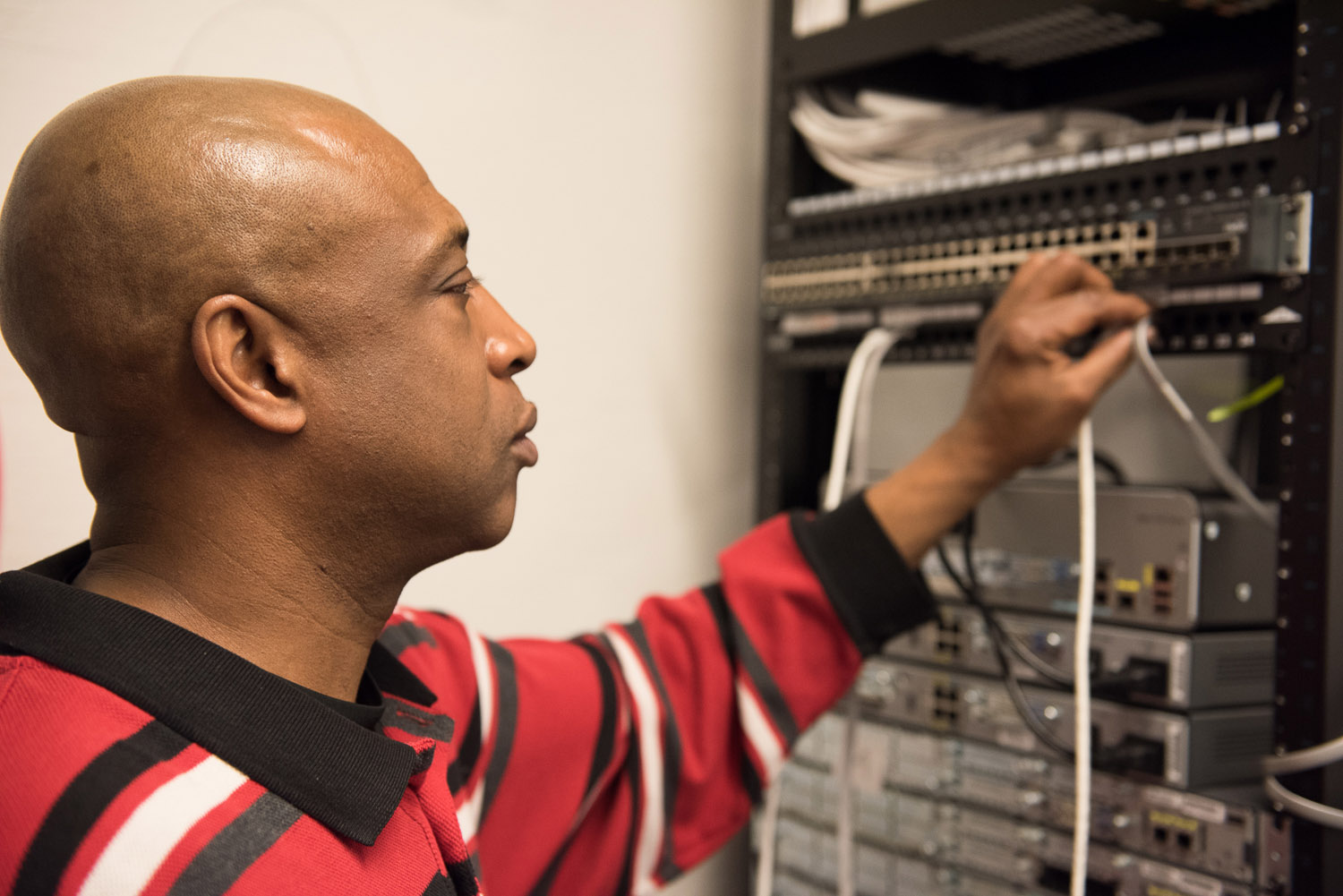 BAS in IT Networking student at Seattle Central College